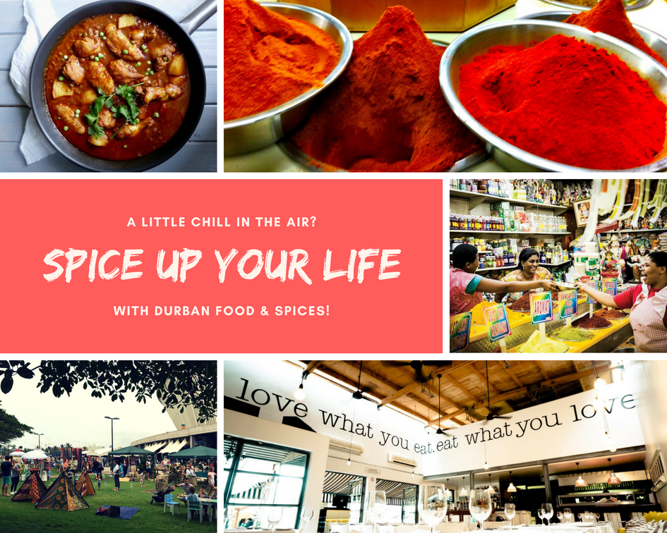 Durban Breakaway - Spice up your life