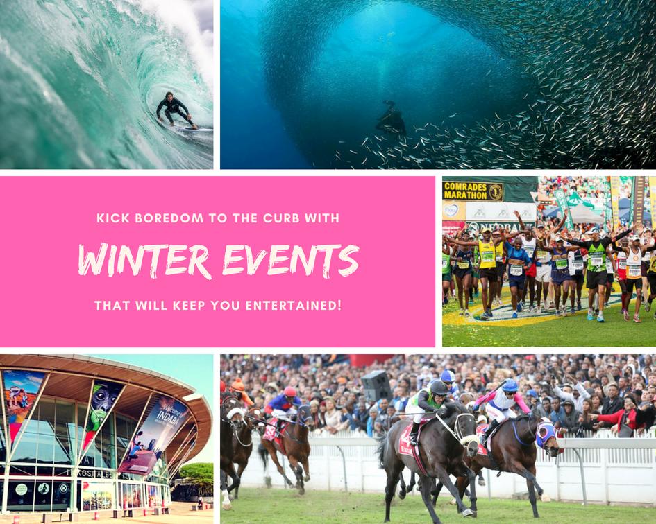 Durban Breakaway - Winter Events