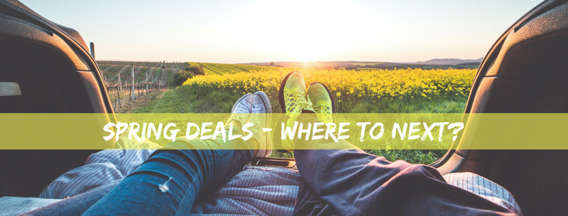 SA Holiday Deals So Fresh, It Smells Like Spring! Where To Next?