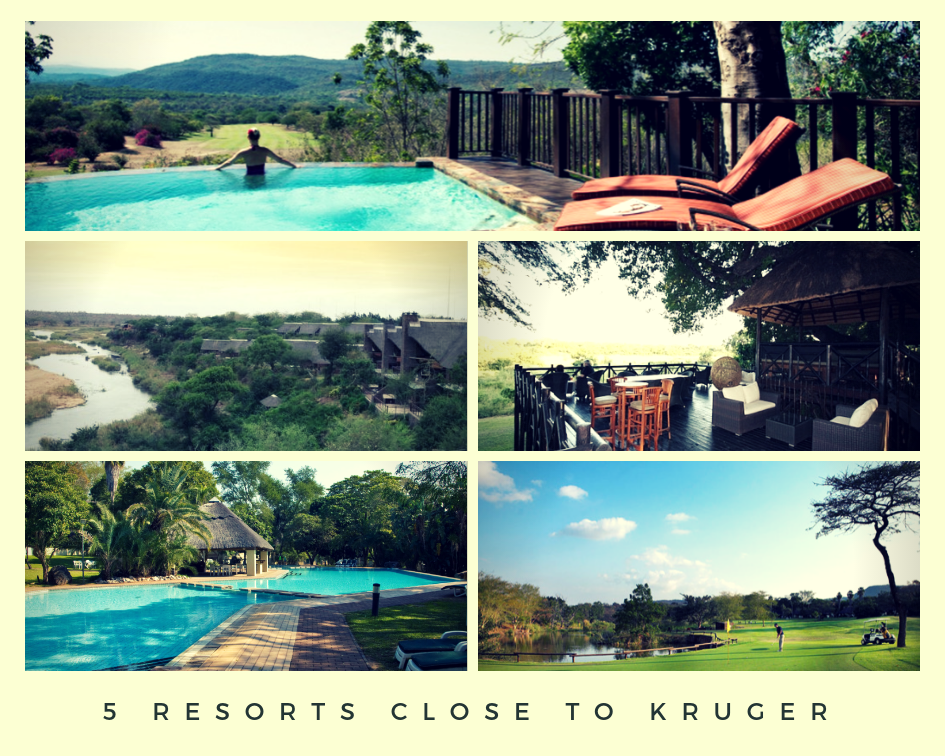 Resorts close to Kruger