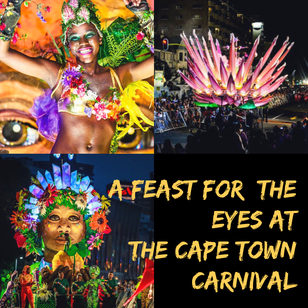 South African Events: Cape Town Carnival