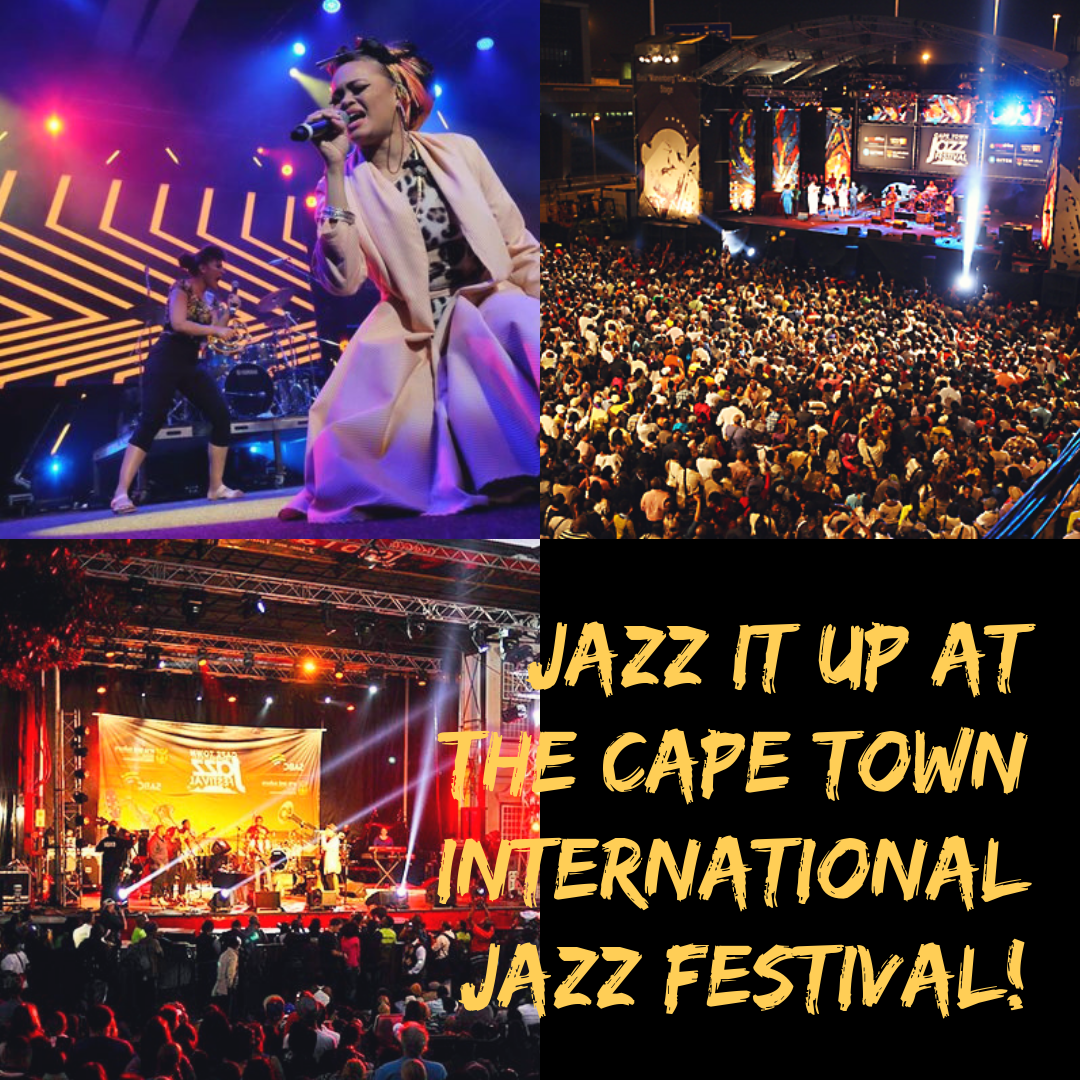 South African Events: Cape Town International Jazz Festival