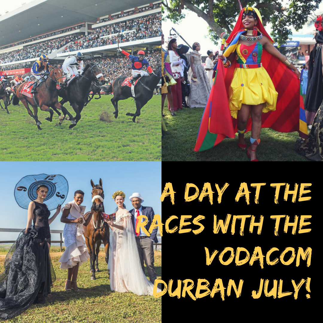 South African Events: Vodacom Durban July