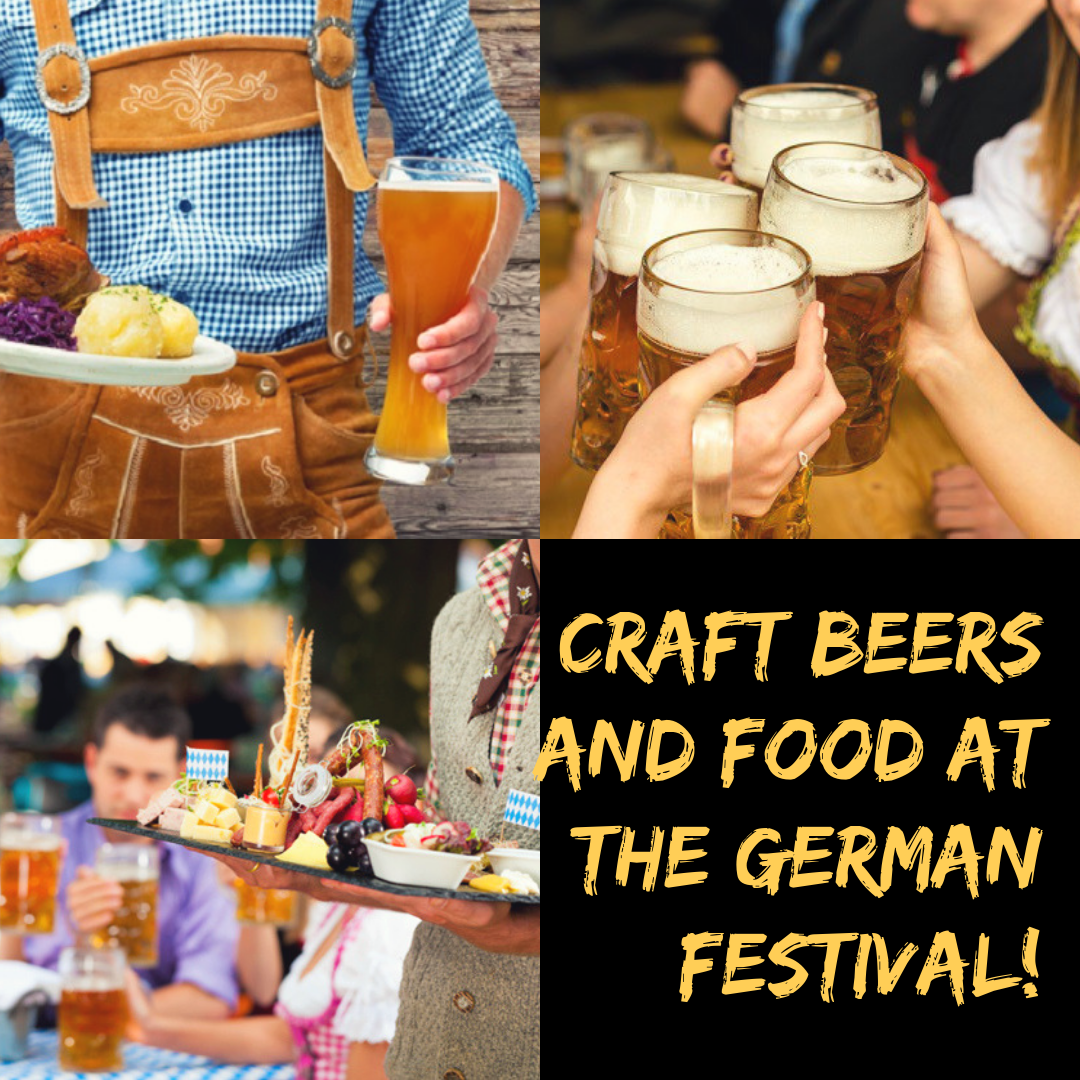 South African Events: German Festival, Cullinan