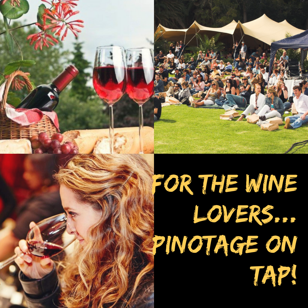 South African Events: Pinotage On Tap